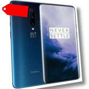 OnePlus 7 Pro 5G 8GB+256GB GM1920 Nebula Blue, NEU Sonstige