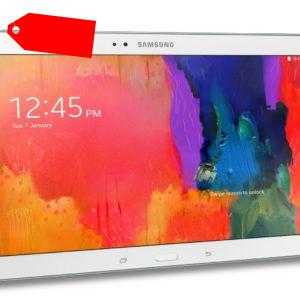 Samsung Galaxy Tab 4 (10.1) 16GB LTE weiß Android Tablet, TOP Zustand
