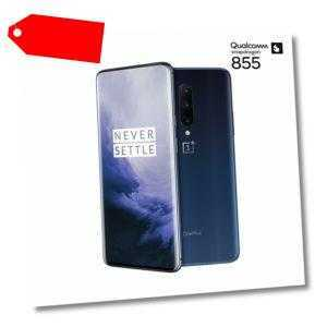 OnePlus 7 Pro - 256GB - Nebula Blue (12GB RAM) (Ohne Simlock)...
