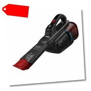 Black+Decker BHHV315B 12V Dustbuster Akkustaubsauger Handstaubsauger Kabelloser