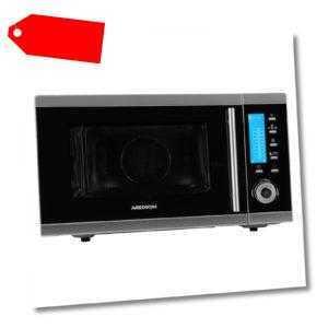 MEDION MD 15501 4in1 Mikrowelle mit Grill Heißluft 25L 900W 1100W...