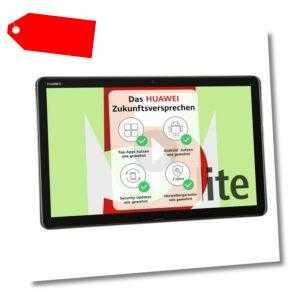 HUAWEI MediaPad M5 Lite 10 Tablet WiFi 4+64 GB grey 53010NBK