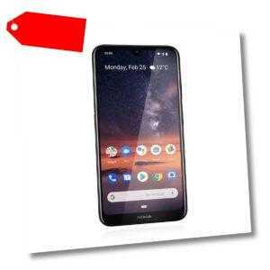 Nokia 3.2 16GB Dual Sim Schwarz WIE NEU MwSt nicht ausweisbar