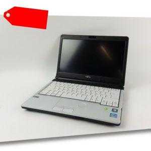 "Fujitsu Lifebook S761 13"" i5-2520M 2x2,5GHz 4GB RAM 160GB HDD DVD-RW Win10 Pro"
