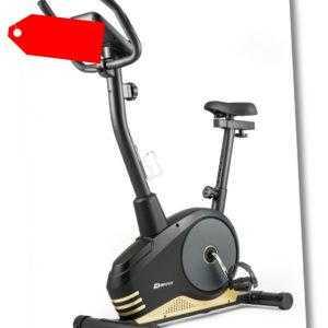 Heimtrainer Spark von Hop-Sport Ergometer Fitnessgerät Fitnessbike gold