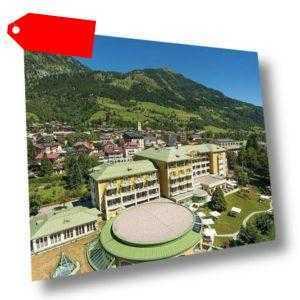 4-6 Tage Urlaub Hotel Das Alpenhaus Gasteinertal 4* inkl. HP Wellness Reise