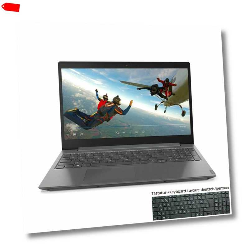 "Notebook 15,6"" Lenovo V155 AMD Ryzen5 3500U 8GB DDR4 512GB SSD M.2 FullHD Win10"