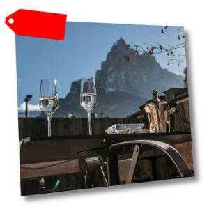 3-8 Tage Reise Paula Wiesinger Apartments 4*S Seiser Alm Südtirol Italien Urlaub