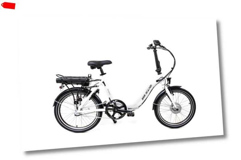 20 Zoll Elektro Faltrad E Bike Klapprad Pedelec Shimano Nexus 3 Gang Rücktritt