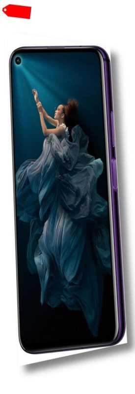 Honor 20 Pro DualSim Phantom Schwarz 256GB LTE Android Smartphone...