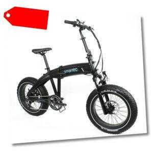 smartEC RockX-20f Klapp Fat Pedelec/E-Bike 20 Zoll Samsung 48V/14AH