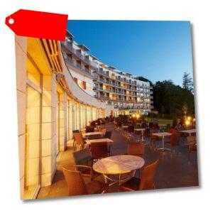 5 Tage Wellnessurlaub Mecklenburgische Seenplatte | Hotelgutschein 2P | Angebot