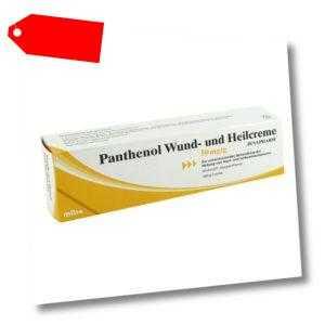Panthenol Wund- und Heilcreme JENAPHARM 50mg/g 100g PZN 08814512