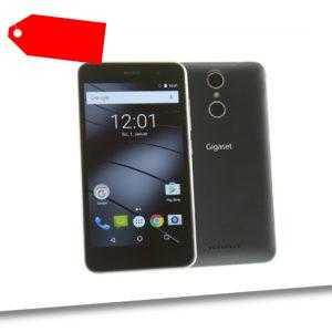 Smartphone Gigaset Gs160 16GB Schwarz Mobiltelefon Handy - Wie Neu -