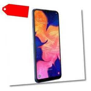 Samsung Galaxy A10 32GB (EU-Ware), Handy, blau