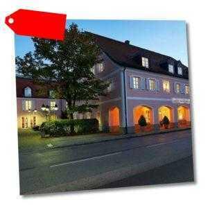 Aschheim nahe München Erding Kurztripp für 2 Personen Hotelgutschein 3 Nächte