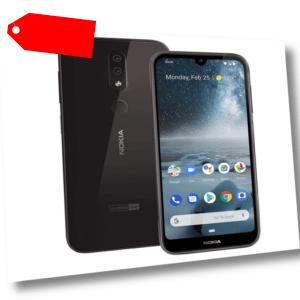 Nokia 4.2 Smartphone Black Android 9.0 32GB Telefon 3 GB RAM Handy