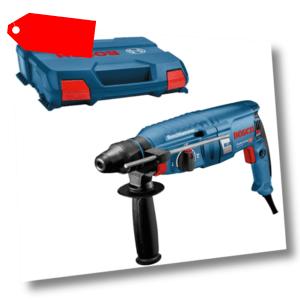 Bosch Professional Bohrhammer GBH 2-25 im L-Case, 790 Watt, SDS-plus, 2,5 Joul