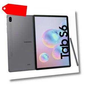 Samsung Galaxy Tab S6 T865N 10.5 WiFi + LTE 128GB Grau Android Tablet WOW!