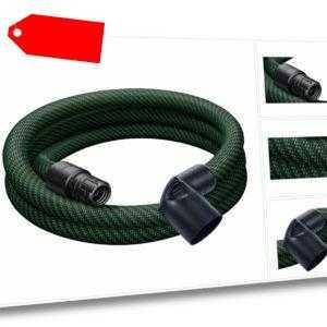Festool Saugschlauch D 27/32x3,5m-AS-90°/CT für CTL Mini/Midi (500680) - konisch
