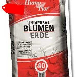HUMOFLOR Universal Blumenerde 40l