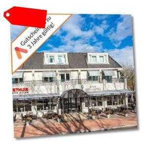 Kurzreise Holland Zuidlaren 3- 6 Tage 2 Personen Hotel Gutschein mit Frühstück