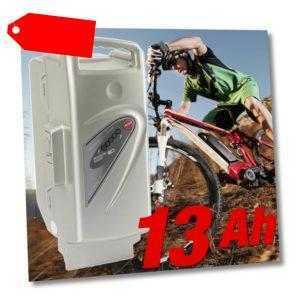 13Ah Ersatz Akku für Panasonic E-Bike 26V( Kalkhoff, Kettler, Flyer ab 2007)