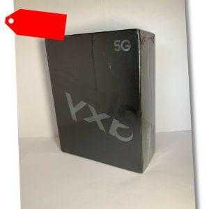 Samsung Galaxy Fold 5G 512GB Cosmos Black Schwarz SM-F907 Faltbar...