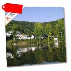 Wellness Reise Südeifel im 4* Dorint Seehotel Gutschein 2 Personen 3 bis 4 Tage