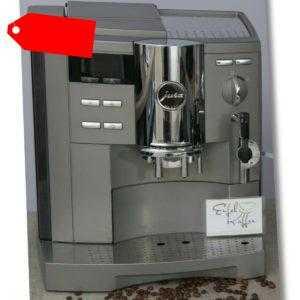 ~~ Jura Impressa S9 Avantgarde Kaffeevollautomat mit...