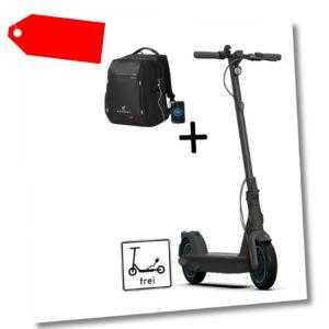 Ninebot MAX G30D by Segway KickScooter Reichweite ca. 65 km, max. 20km/h mit ABE