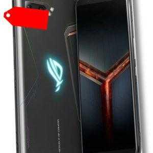 ASUS ROG Phone II DualSim schwarz 128GB LTE Android Smartphone...