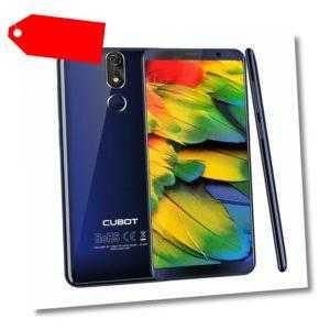 "Cubot POWER 6000mAh 128GB 5.99"" Smartphone Octa-core Android 8.1 20MP Handy Blau"