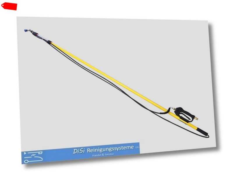 HDS Hochdruckreiniger Teleskoplanze <7,4m Kärcher Kränzle Nilfisk Falch Oertzen