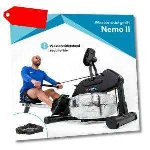 skandika Nemo II Wasser-Rudergerät regulierbarer Widerstand B-Ware