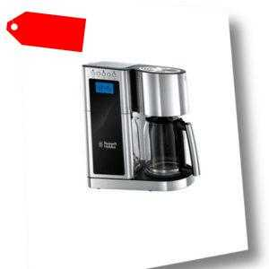 Russell Hobbs 23370-56 Elegance Kaffeemaschine digital mit Timer...