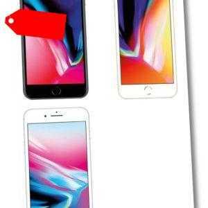 Apple iPhone 8 64GB Smartphone ohne Simlock - verschiedene Farben und Zustände