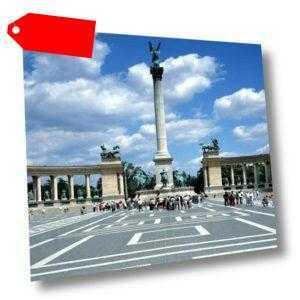 3-4 Tage Sommer Städtereise Soho Boutique Hotel 4* Budapest Ungarn Urlaub
