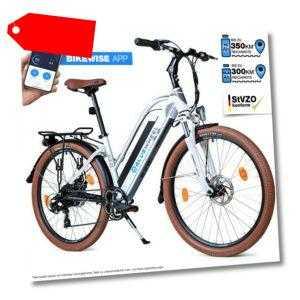 Bluewheel 26 Zoll innovatives Damen E-Bike 14,4/16Ah -Deutsche Qualitätsmarke