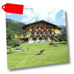 3-8 Tage Appartement Urlaub Landhaus Rustika Wagrain Salzburger Land Erholung