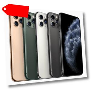 Apple iPhone 11 Pro MAX - 64GB - ALLE FARBEN - Ohne Simlock -  WOW...