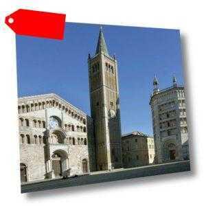 3-4 Tage Reise 4* Hotel Palace Maria Luigia Parma Emilia Romagna Urlaub Italien
