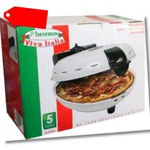 Pizzaofen Pizzamaker Steinofen Express Italy Pizza in 8 min....