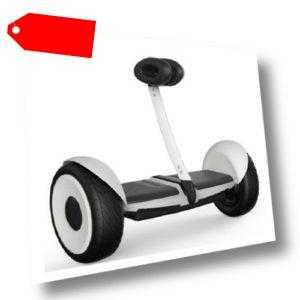 Segway Mini Lite Reichweite ca. 18 km/h (2 x 350W) weiß