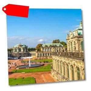 3 Tage Städtereise Dresden | Semperoper & Frauenkirche | Kultur | 3*S Hotel 2P