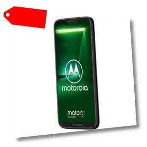 Motorola Moto G7 Power 64GB ceramic black LTE/4G Android...