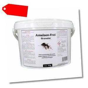 Schopf Ameisen-Frei 5 kg Ameisenköder Ameisenmittel Ameisengift Ameisen-Ex