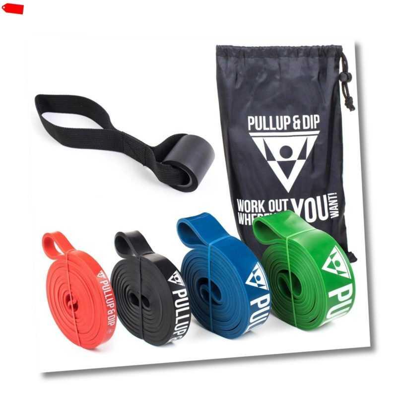 Widerstandsband Klimmzugband Fitnessband Klimmzughilfe Resistance Bands