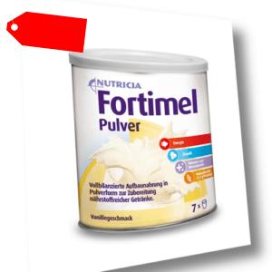 Fortimel Pulver Vanille 335g PZN 09477181  (34,75 EUR/kg)