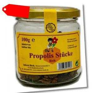Propolis Stücke, Bienen Kittharz roh vom Imker aus Bayern